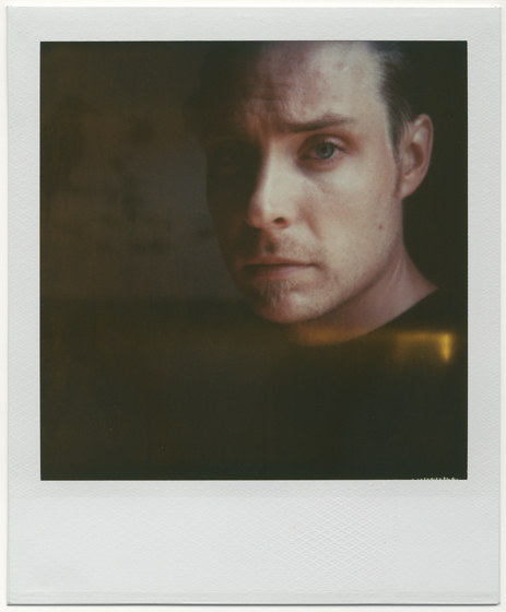 a portrait of a musician